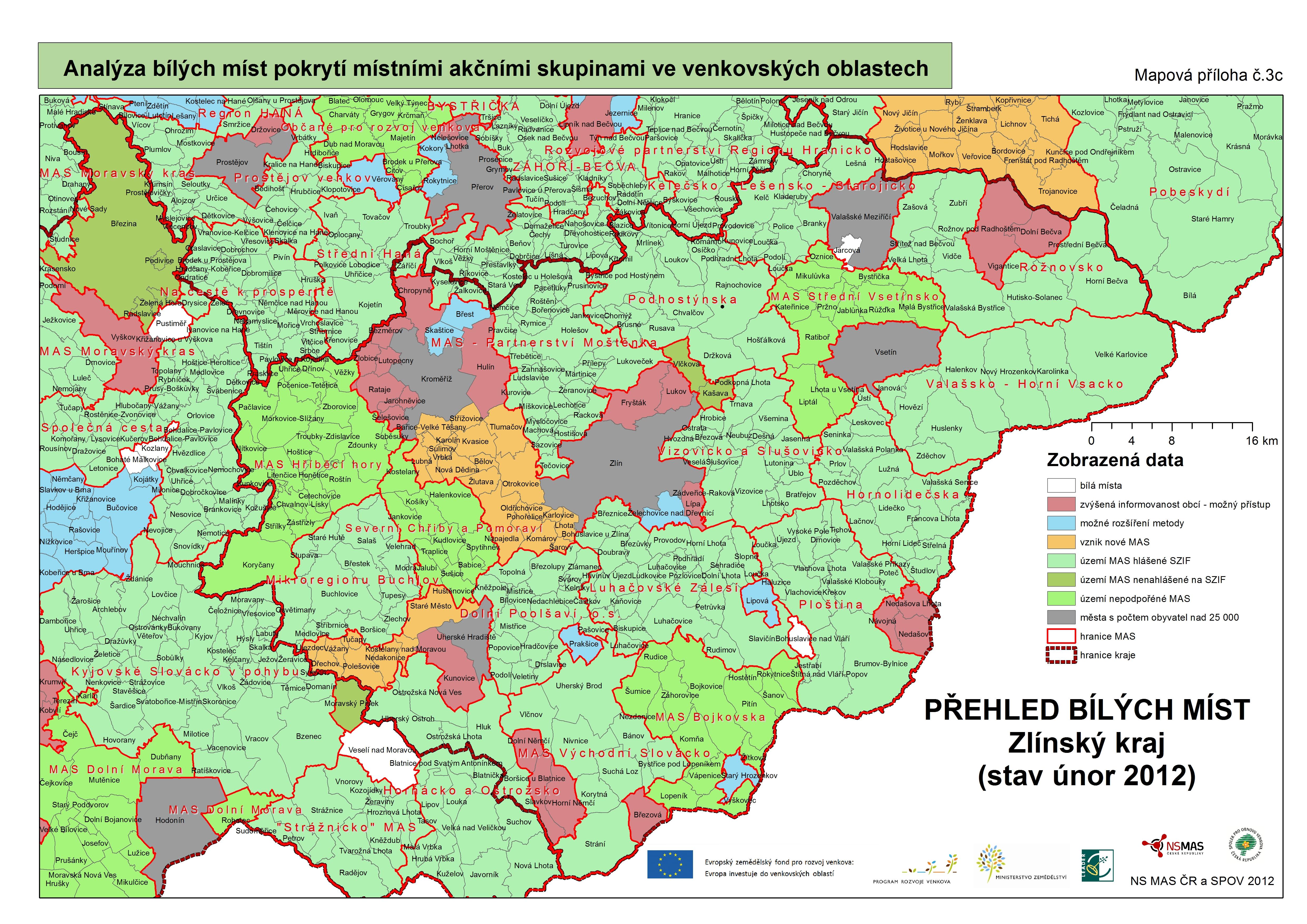 182c114d888 Analýza pokrytí ČR místními akčními skupinami (Venkov