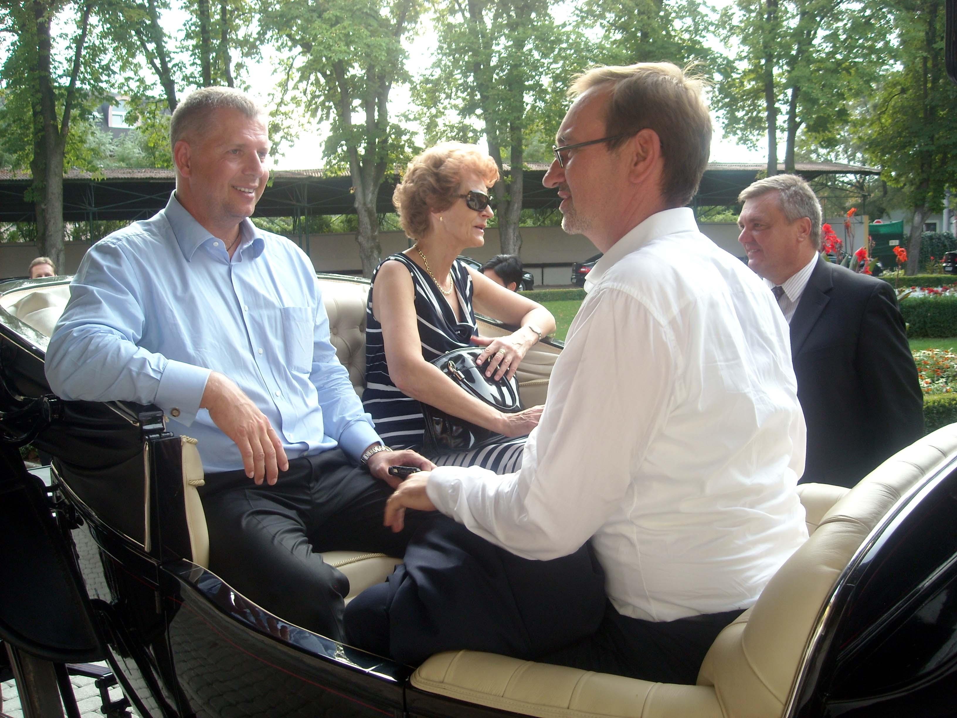 Bendl na jednání české a slovenské delegace v Nitře
