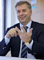 Ministr Petr Bendl