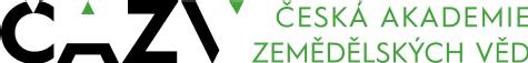 logo Česká akademire zemědělských věd
