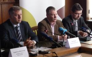 Tisková konference 23.4.2012