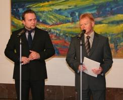 jmenování generálního ředitele s.p. Lesy ČR