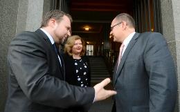 setkání ministrů