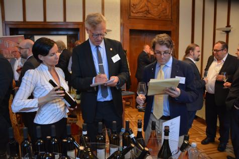 Česko-americké fórum k vínu