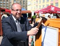 Ministr Fuksa přibíjí Kodex farmářských trhů